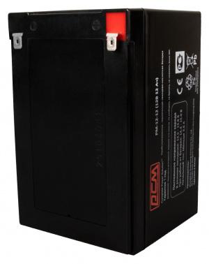 Аккумуляторы для ИБП Аккумулятор Powercom PM-12-12, вид 3