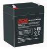 Аккумуляторы для ИБП Аккумулятор Powercom PM-12-5.0, вид 1