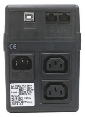 Для компьютерной техники BNT-400A – BNT-600A, вид 4