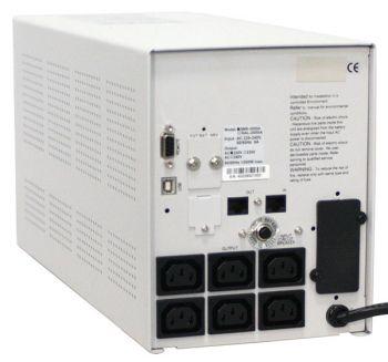 Для серверов и сетей SMK-2500A – SMK-3000A, вид 2