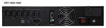 Для серверов и сетей VRT-1000XL – VRT-3000XL, вид 3