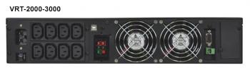 Для серверов и сетей VRT-1000XL – VRT-3000XL, вид 4