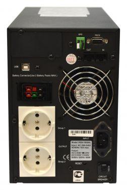 Для серверов и сетей VGS-1000XL – VGS-3000XL, вид 3