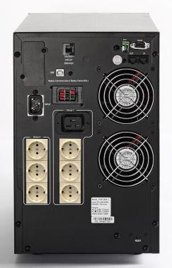 Для серверов и сетей VGS-1000XL – VGS-3000XL, вид 4
