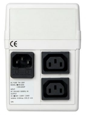 Для серверов и сетей KIN-325A – KIN-625A, вид 5