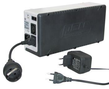 Аксессуары Переходник с компьютерной на евророзетку Cord PCM SCUT IEC320 to Type-F, вид 6
