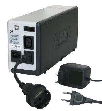 Аксессуары Переходник с компьютерной на евророзетку Cord PCM SCUT IEC320 to Type-F, вид 7