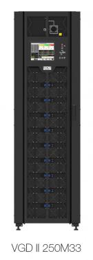 Для крупных предприятий VGD-II-80М33 - VGD-II-600М33, вид 2