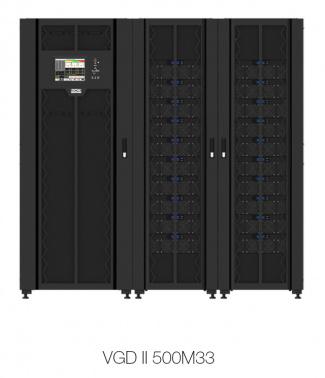 Для крупных предприятий VGD-II-80М33 - VGD-II-600М33, вид 3