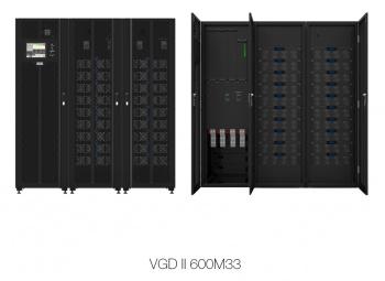 Для крупных предприятий VGD-II-80М33 - VGD-II-600М33, вид 4
