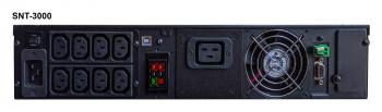 Для серверов и сетей SNT-1000 - SNT-3000, вид 5